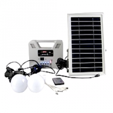 Off Grid 200w Solar Powered System Stand Alone