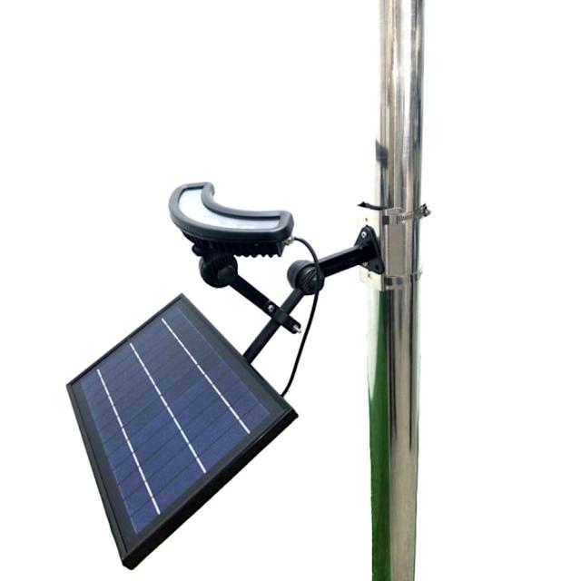 390lm Solar Led Flag Pole Light